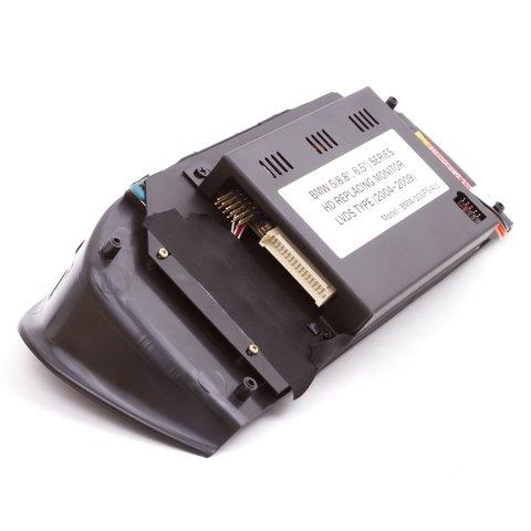 6.5″ Сенсорный монитор для CarPC BMW 5 серии Превью 3