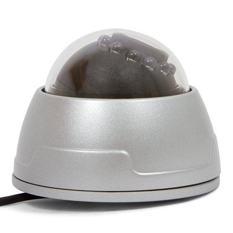 Салонная купольная камера видеонаблюдения для автобусов Превью 1