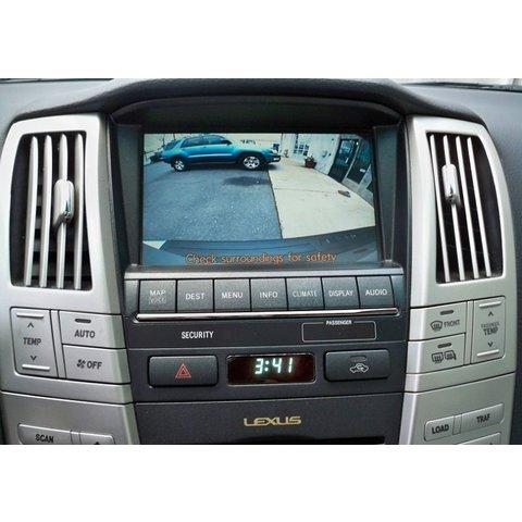 Кабель для подключения камеры Toyota Prius / Lexus RX с мультифункциональным дисплеем MFD GEN5 Превью 5