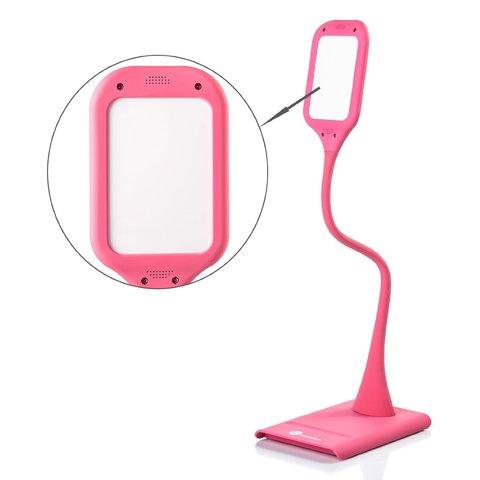Настольная лампа TaoTronics TT-DL05, розовая, EU