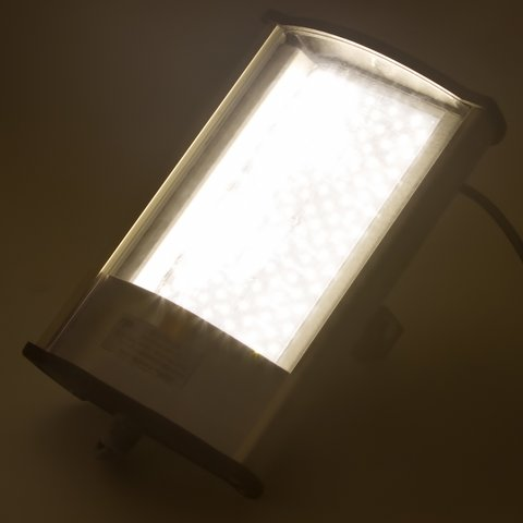 Вуличний LED прожектор (30 Вт, 220 В, 3300 лм, IP65, прямокутний) Прев'ю 2