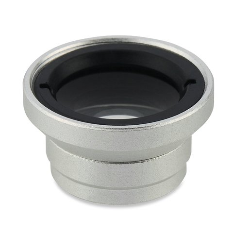 Комплект знімних магнітних об'ективів для IP-камери (ширококутний-макрозйомка-риб'яче око)