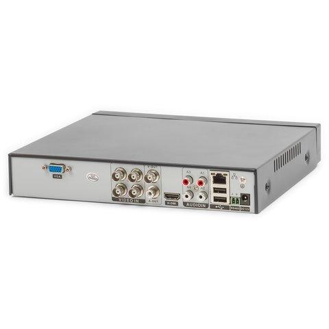 Комплект: мережевий відеореєстратор MACK0810 та 8 AHD-камер спостереження (720p, 1 МП) Прев'ю 2