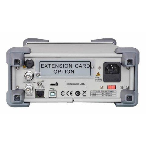 Цифровий мультиметр SIGLENT SDM3065X-SC з мультиплексором Прев'ю 2