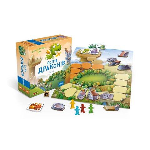 Настільна гра Granna Острів драконів - /*Photo|product*/