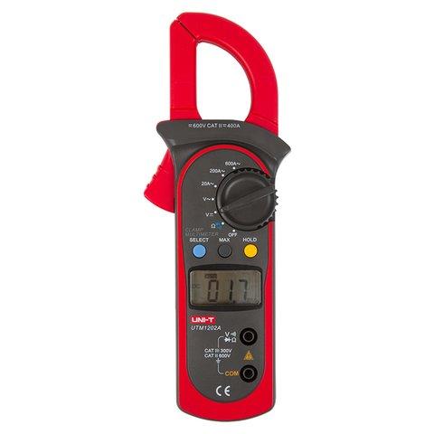 Digital Clamp Meter UNI-T UT202A Preview 1