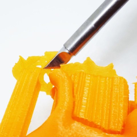 3D Print Retouching Tool AOYUE Ritocco 3212 Preview 7