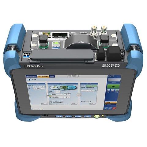 Optical Time Domain Reflectometer EXFO FTB-1v2-720C-SM1 Preview 2